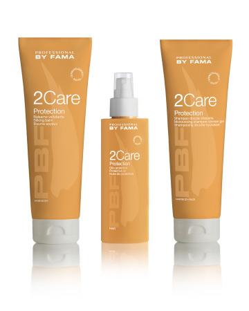 2 Care Protection System   Zaštita kože i kose od sunca