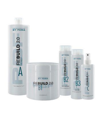 Rebuild 2.0   Tretman za rekonstrukciju kose