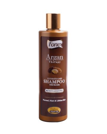 argan revitalizujući šampon