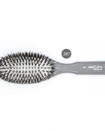 ravne četke za kosu od prirodne dlake ponzini