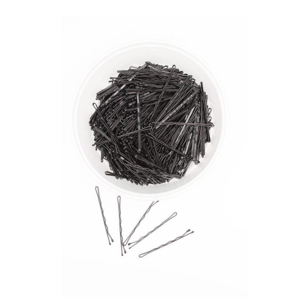 frizerski-alat-i-pribor-snale-za kosu-300kom-crne