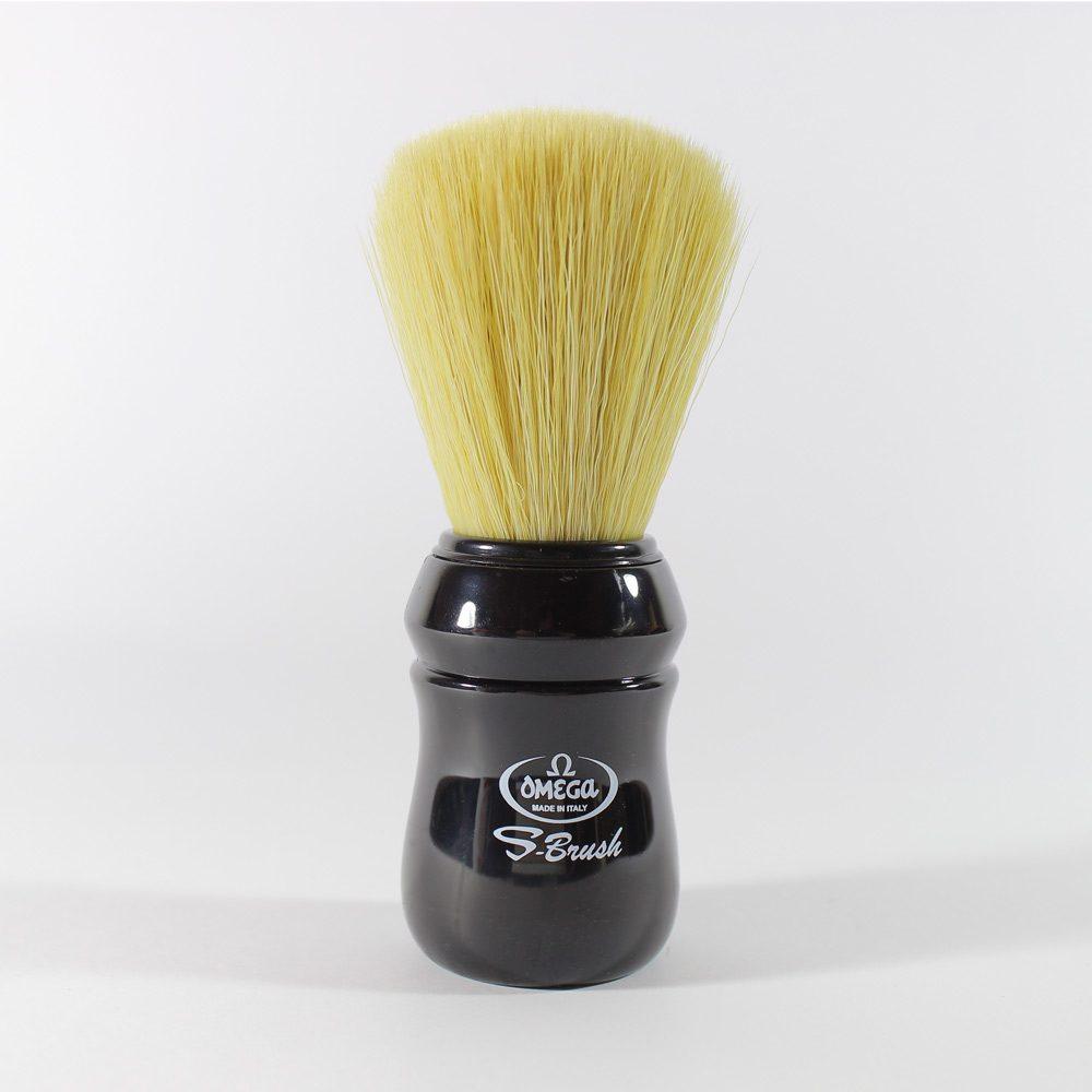 frizerski-pribor-cetka-za-brijanje-sintetika-mod1-crna