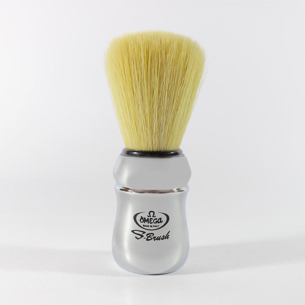frizerski-pribor-cetka-za-brijanje-sintetika-mod1-srebrna