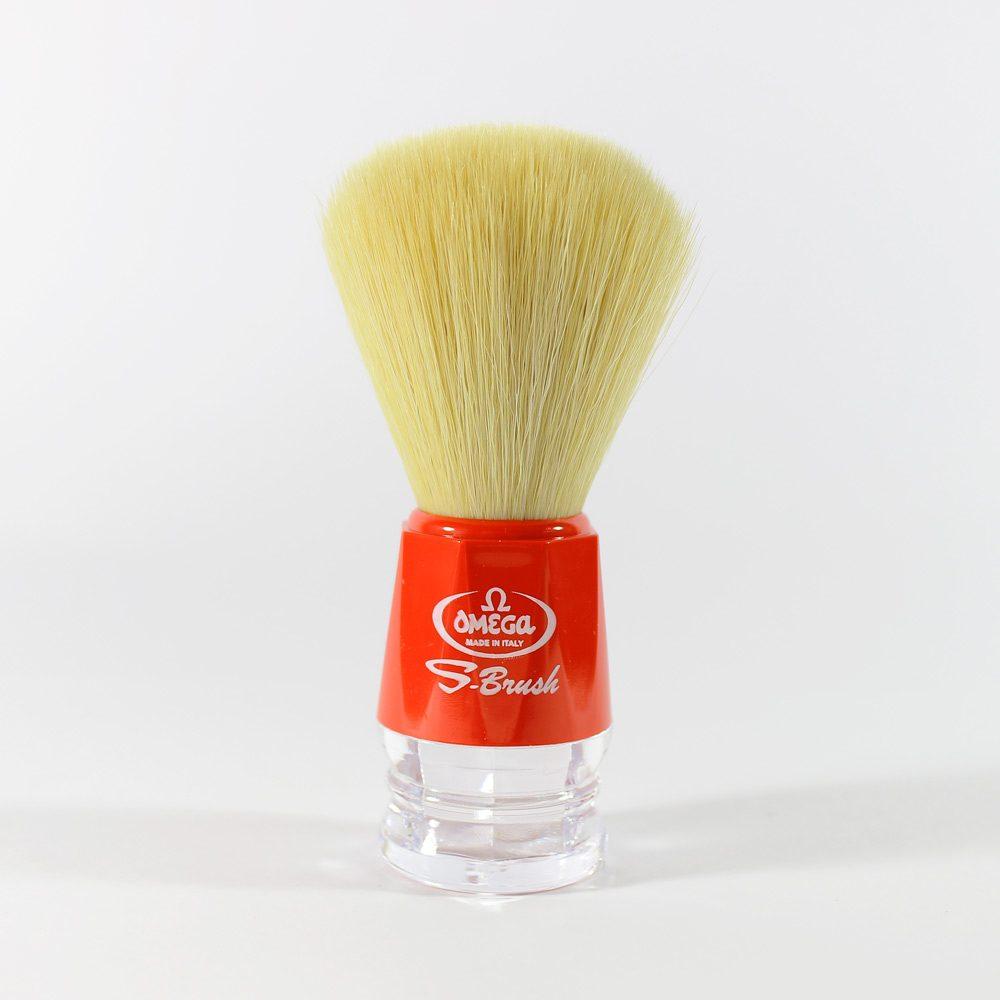frizerski-pribor-cetka-za-brijanje-sintetika-mod2-crvena