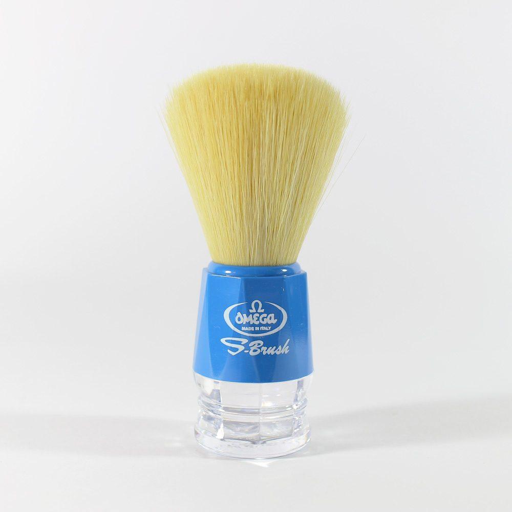 frizerski-pribor-cetka-za-brijanje-sintetika-mod2-plava