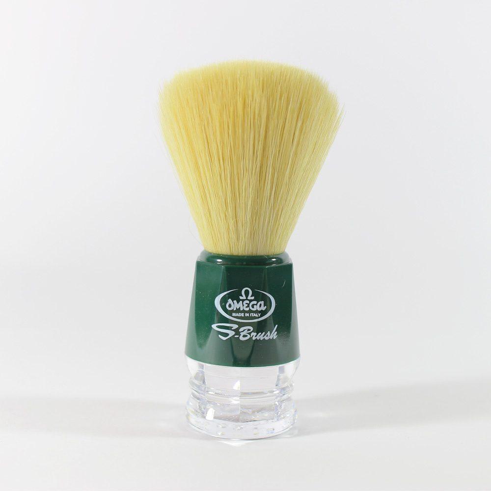 frizerski-pribor-cetka-za-brijanje-sintetika-mod2-zelena