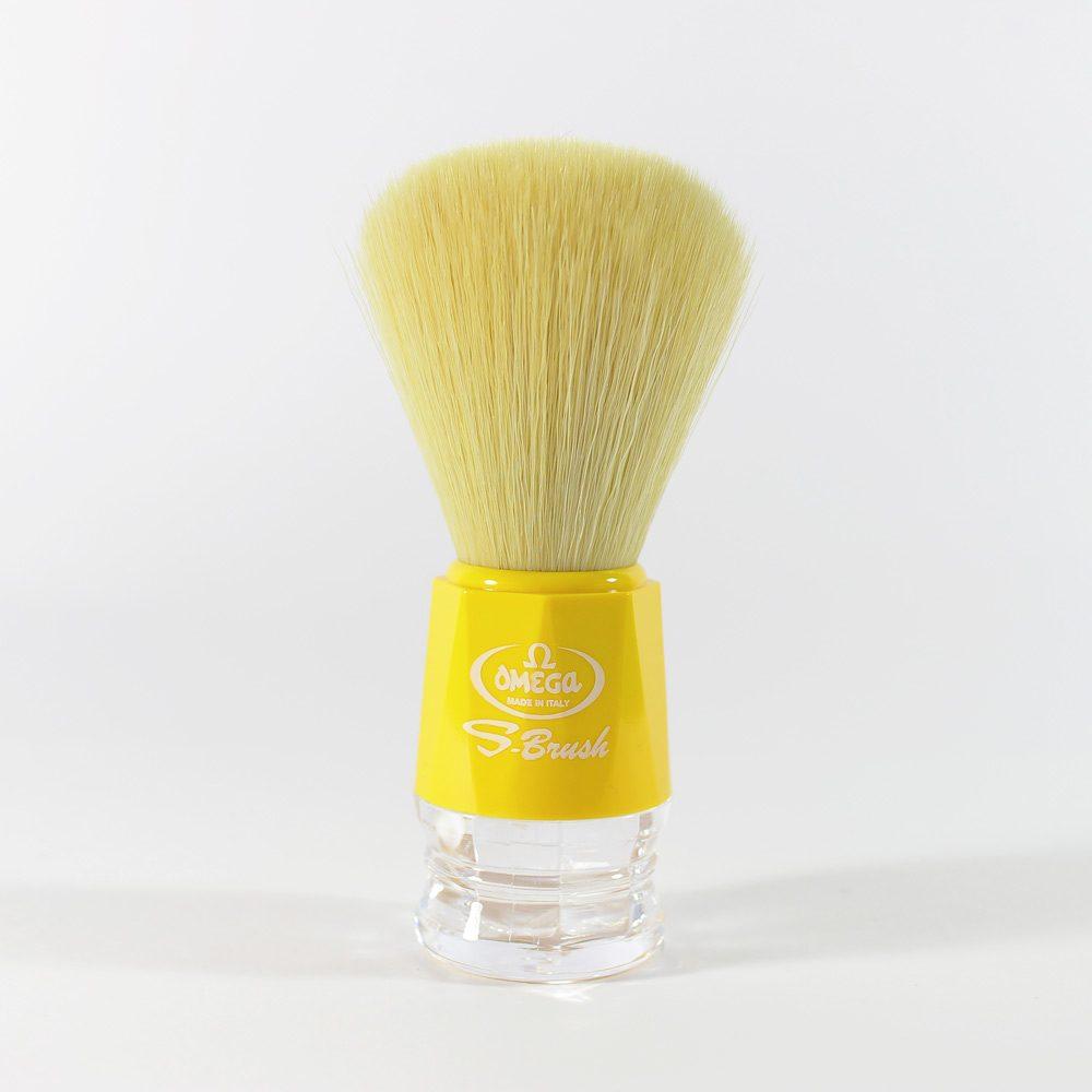 frizerski-pribor-cetka-za-brijanje-sintetika-mod2-zuta