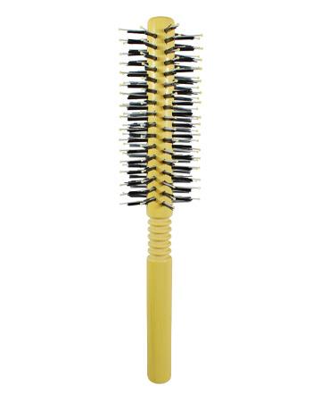 četka za kosu prirodna dlaka-plastika 069
