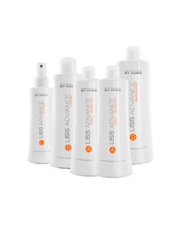Liss Advance | Tretman za trajno ispravljanje kose