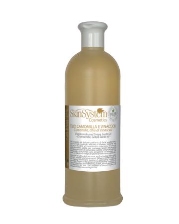 ulje za telo od kamilice i grožđa