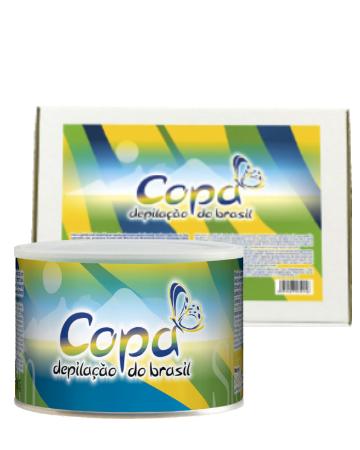 copa brazilski topli vosak