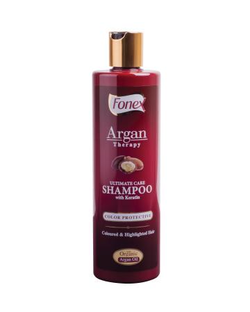 argan šampon za farbanu kosu