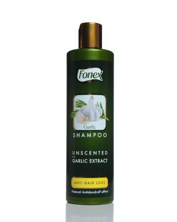 šampon sa belim lukom