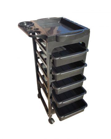 frizerska radna kolica model 4