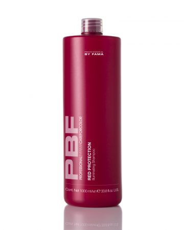 šampon za crvenu i bakarnu kosu