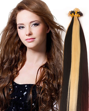 Prirodna kosa u pramenovima 60cm