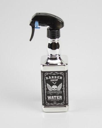 pumpica za vodu plastična barber metalik