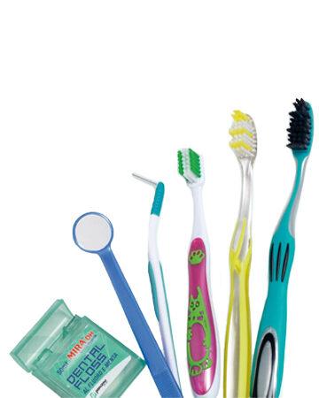 Pribor za dentalnu higijenu