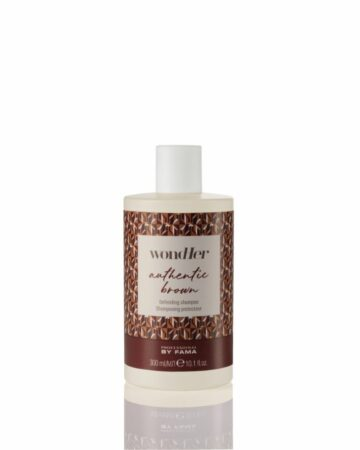 autenthic brown odbrambeni šampon
